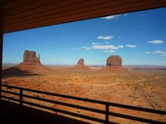 Best Views From Hotel Bed The View Monument Valley Utah