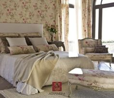 Závesy ALHAMBRA Balmoral Home Accessories, Bed, Interior, Furniture, Home Decor, Environment, Decoration Home, Stream Bed, Indoor