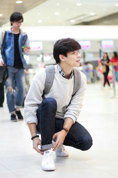 Asian Celebrities, Asian Actors, U Prince Series, School Shorts, I Need You, Actors & Actresses, Kdrama, Thailand, Husband