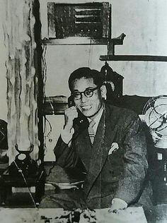 Lee Byung-chul, founder of Samsung