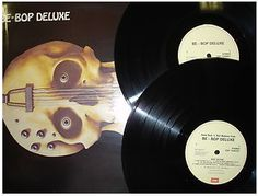 At 	£14.15  http://www.ebay.co.uk/itm/Be-Bop-Deluxe-Futurama-Gate-fold-2-Vinyl-LP-Stunning-Condition-1975-/251151469470