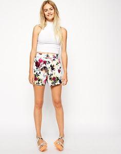 Cheap primavera impresión de 2015 nuevas mujeres za dividido falda de  cintura alta marca famosa c4430ba26d0