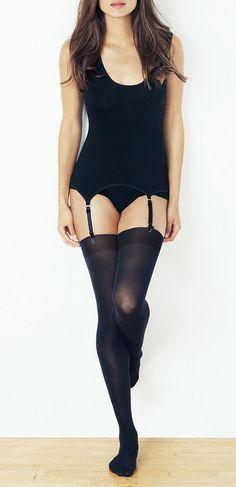 Allure Detachable Garter Set ♥