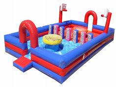 Buy cheap and high-quality Double Rock N'Roll. On this product details page, you can find best and discount Inflatable Games for sale in 365inflatable.com.au