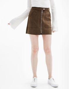 90545e402d26 12 Best Bershka images in 2017 | Fashion, Jackets, Coat
