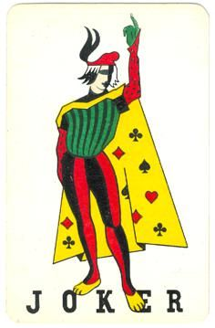 Deck was made by Banco from Paris, probably in the 1950's.