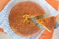 Il pan d'arancio è una preparazione tipica siciliana, si tratta di una torta all'arancia la cui particolarità sta nel sapore agrumato molto intenso dato dall'arancia che viene