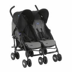 Baby Boom 2000 - Chicco Echo Twin Stroller - Coal, £130.00 (https://www.babyboom2000.co.uk/products/chicco-echo-twin-stroller-coal.html)