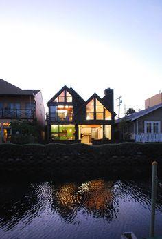 The Gartner House designed by Bruce Bolander