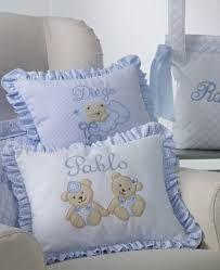 Resultado de imagen para pañaleras de bebe niño y niña bordadas