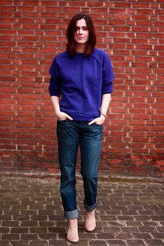 Boyfriend jeans, Levi's 501