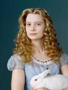 mia wasikowska hair alice in wonderland - Google Search