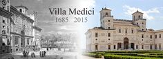 Villa Medici is an open air museum  Villa Medici is one of the finest Renaissance villas of Rome. It stands where once the Roman general Lucullus (115-57 BC) had built a large villa and gardens ...