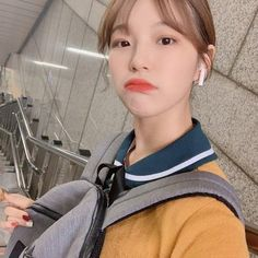 Image in fromis collection by (◕‿◕✿) on We Heart It South Korean Girls, Korean Girl Groups, K Idol, Kpop Girls, Girl Crushes, Ulzzang, Find Image, We Heart It, Rapper