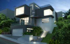 Necesidad de habitar - diseño arquitectónico - ian bombelli