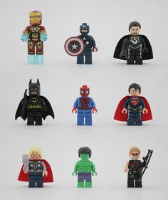 잡동사니 No.85 'Super Heroes'  www.zabdongsani.com