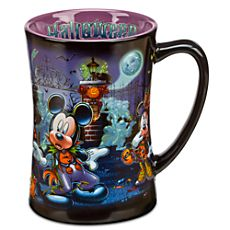 Ok gang, I have to find this mug when we get there!!!   Mickey Mouse Mug - Halloween
