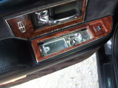 rear door ashtrays ~ remember ashtrays in cars? ???????????!