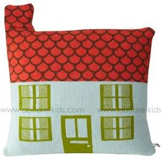 HOUSE SHAPED by DONNA WILSON Coussin Maison (29277810)
