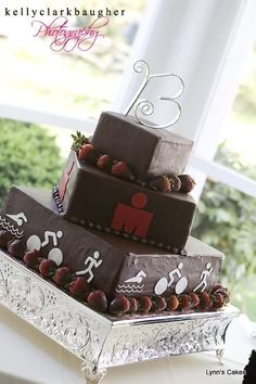 hmmm. maybe i will make this cake for myself after the race :)