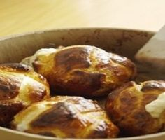 patate ripiene ai porcini