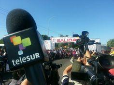 Todos los detalles de la #VueltaAlTáchira por teleSUR