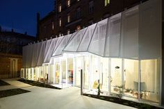 Epe de bois Nursery, Paris, 2014 - h2o architectes