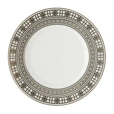 We love the versatility of Michael Aram by Waterford's Jaipur plate.