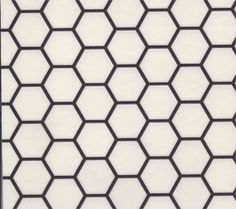 Linoleum City makes a specialty hexagon vinyl flooring that looks like the real deal :)