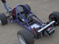 VW powered go kart.