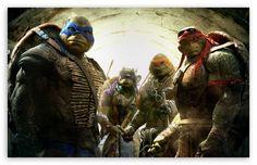 Teenage Mutant Ninja Turtles 2014 Movie wallpaper