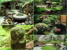 Japanese garden serves as inspiration for a harmonious garden design  #design #garden #harmonious #inspiration #japanese #serves