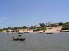 Ilha do Delta do Parnaíba - Tutóia - Maranhão - Brasil