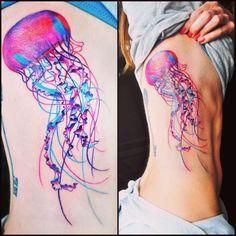 tatuagem tattoo aquarela watercolor inspiration inspiracao - ideia quente (39)