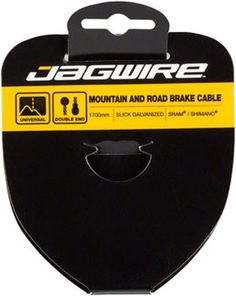 Jagwire Sport Brake Cable Slick Stainless 1.5x1700mm SRAM/Shimano Mountain/Road