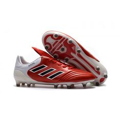 new concept 4b06b d8408 Shop New 2017 Adidas Copa FG Soccer Cleats Red White Black Online Online  Sale, Provide Professional Soccer Experience.
