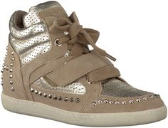 Taupe Ash sneakers ZED