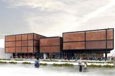 Imagen 2 de 51 de la galería de Las 30 propuestas del concurso para la reconstrucción del Mercado Corona. Proyecto de Mompar Desarrollos / Vía Mural
