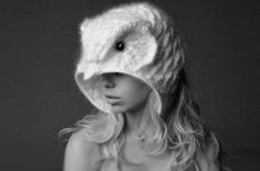 owl hat . You can make whatever you want with crochet!