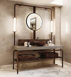 219 отметок «Нравится», 5 комментариев — elysianspaces@gmail.com (@elysian.spaces) в Instagram: «Bathroom Design • photo via Pinterest • #interior #interiors #interiordesign #interior4all…»