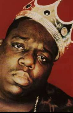 My Favorite Rap Artist of ALL TIMES... Biggie Smalls a.k.a. The Notorious B.I.G.... Christopher Wallace! #RIP