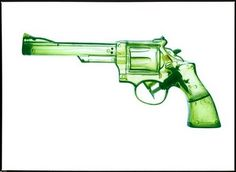 Water-pistol or X Ray?