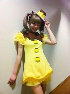 U guys need to look her up so amazing Candy Costumes, Cool Costumes, Cosplay Costumes, Cosplay Ideas, Japan Fashion, Kawaii Fashion, Fashion Art, Gyaru Fashion, Grunge