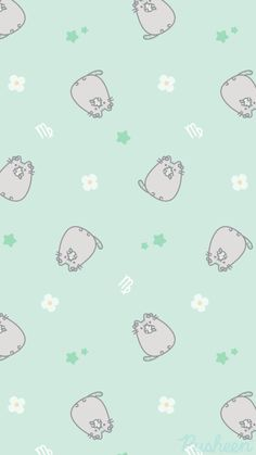 Iphone Wallpaper Glitter, Cute Pastel Wallpaper, Summer Wallpaper, Kitty Wallpaper, Kawaii Wallpaper, Cool Wallpapers For Phones, Pretty Wallpapers, Phone Wallpapers, Pusheen Cute