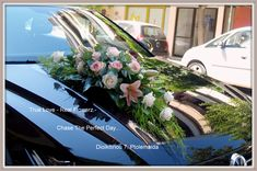 Fresh Flowers Only. Wedding Cars, Fresh Flowers, Greece, Classic, Classical Music, Grease