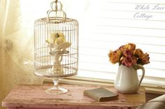 pinterest white lace cottage | Field Trip Friday With Anne From White Lace Cottage - What ...
