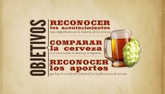 Curso de e-learning - Historia de la Cerveza on Behance