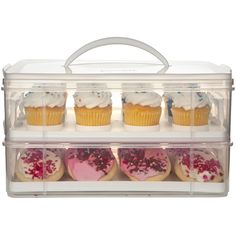 Como armazenar cupcakes