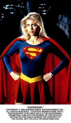Supergirl (film) | Click here for more Supergirl pictures -