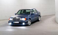 1993 Mercedes-Benz 500E W124